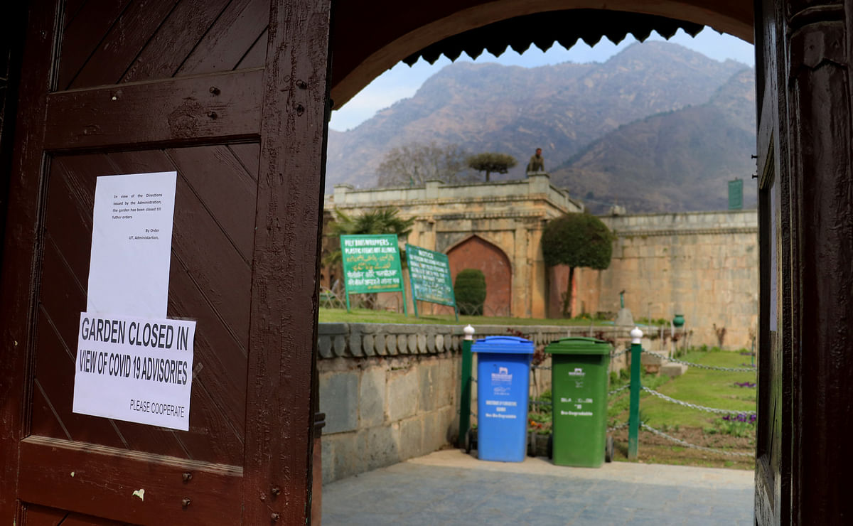 Parks, gardens to reopen in J&K from tomorrow: Baseer Khan