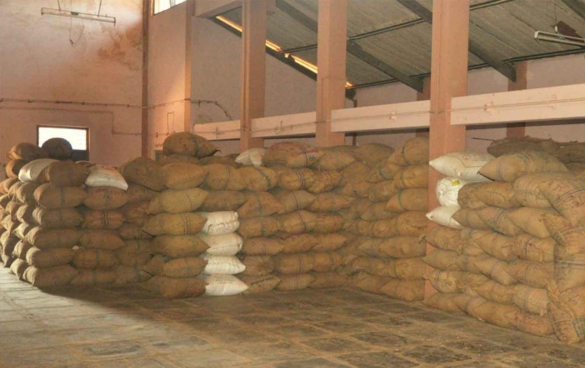 Sopore: FCSCA store with rotten food grains turns into health hazard