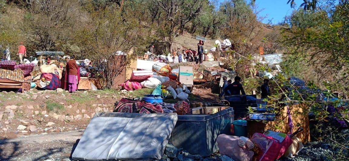 Hundreds rendered homeless in Ramban