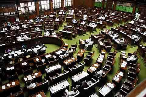 J&K budget discussion leads to heated arguments in Lok Sabha