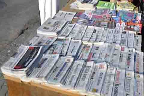 Government relaxes rules on supply of hygiene products, newspapers