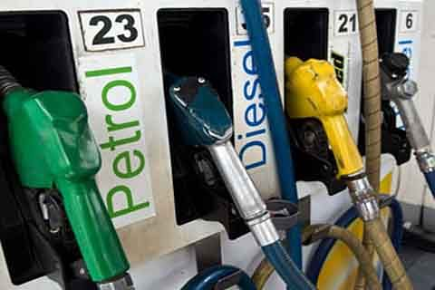 Prices of diesel, petrol at all time high in Kashmir
