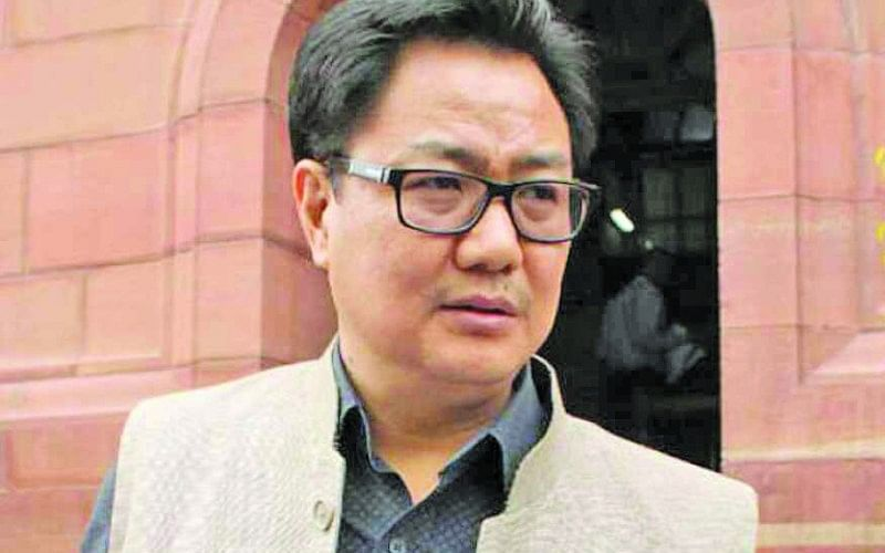 We can start sporting events in a limited manner: Rijiju