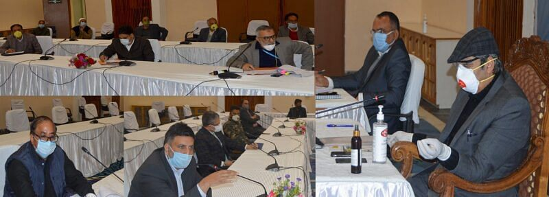Farming operations only after safety precautions: Advisor Baseer Khan