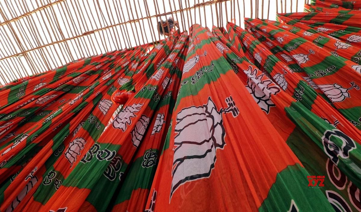 Four activists 'resign' from BJP in Budgam after attack on party worker