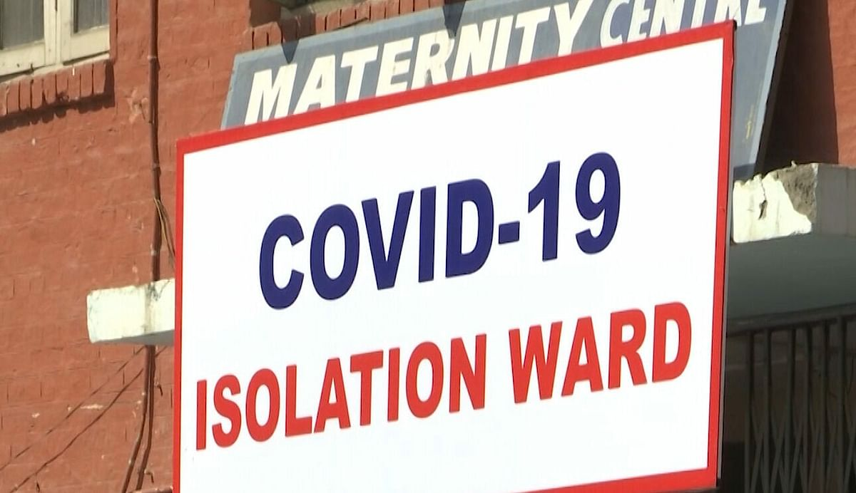 COVID-19 patient delivers through C-section in J&K's Poonch