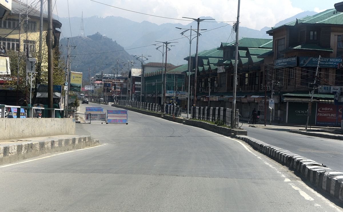 Covid19 lockdown costs Rs 270 cr per day to J&K