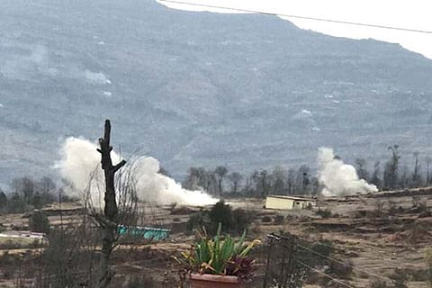 Fresh ceasefire violation in Tanghdar sector | Shelling from across LoC rattles villages