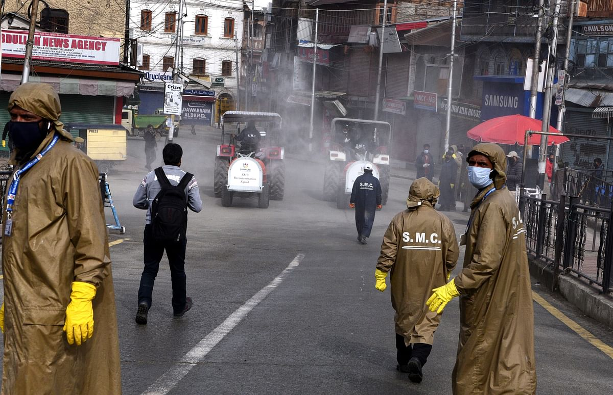 Ahead of Eid, SMC to carry out fumigation drive across Srinagar