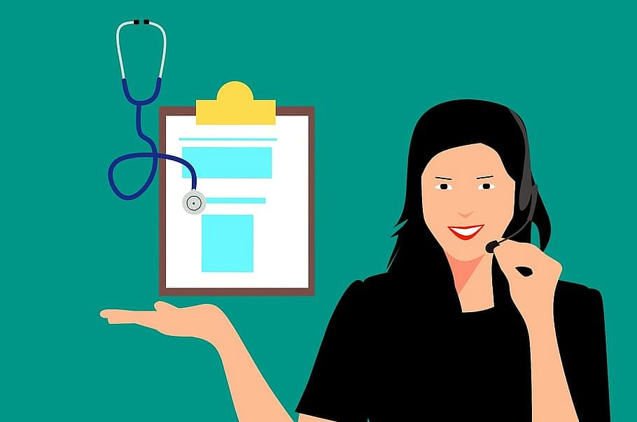 Doctors in G'bal provide free telephonic consultation