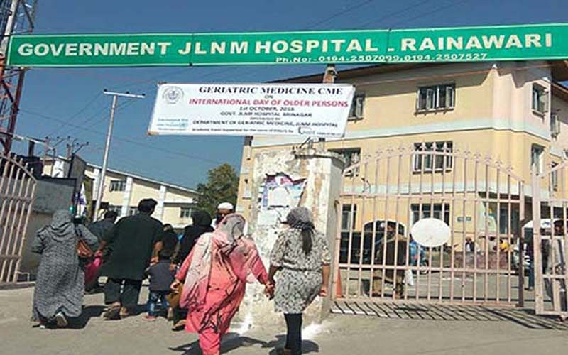 38 COVID19 patients recover at JLNM hospital, discharged