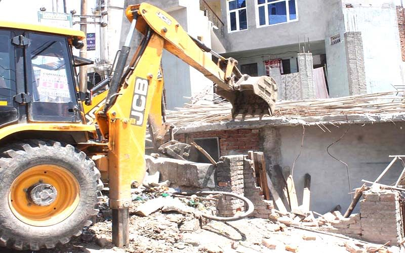 90 illegal structures demolished in Awantipora: Officials