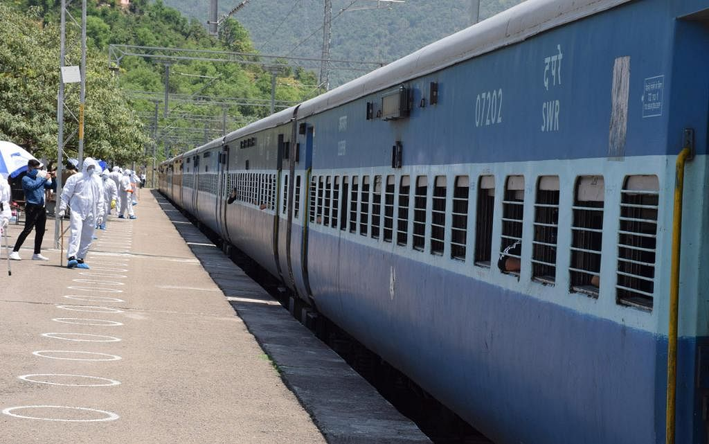 Special train carrying stranded residents from Delhi to reach Udhampur tomorrow