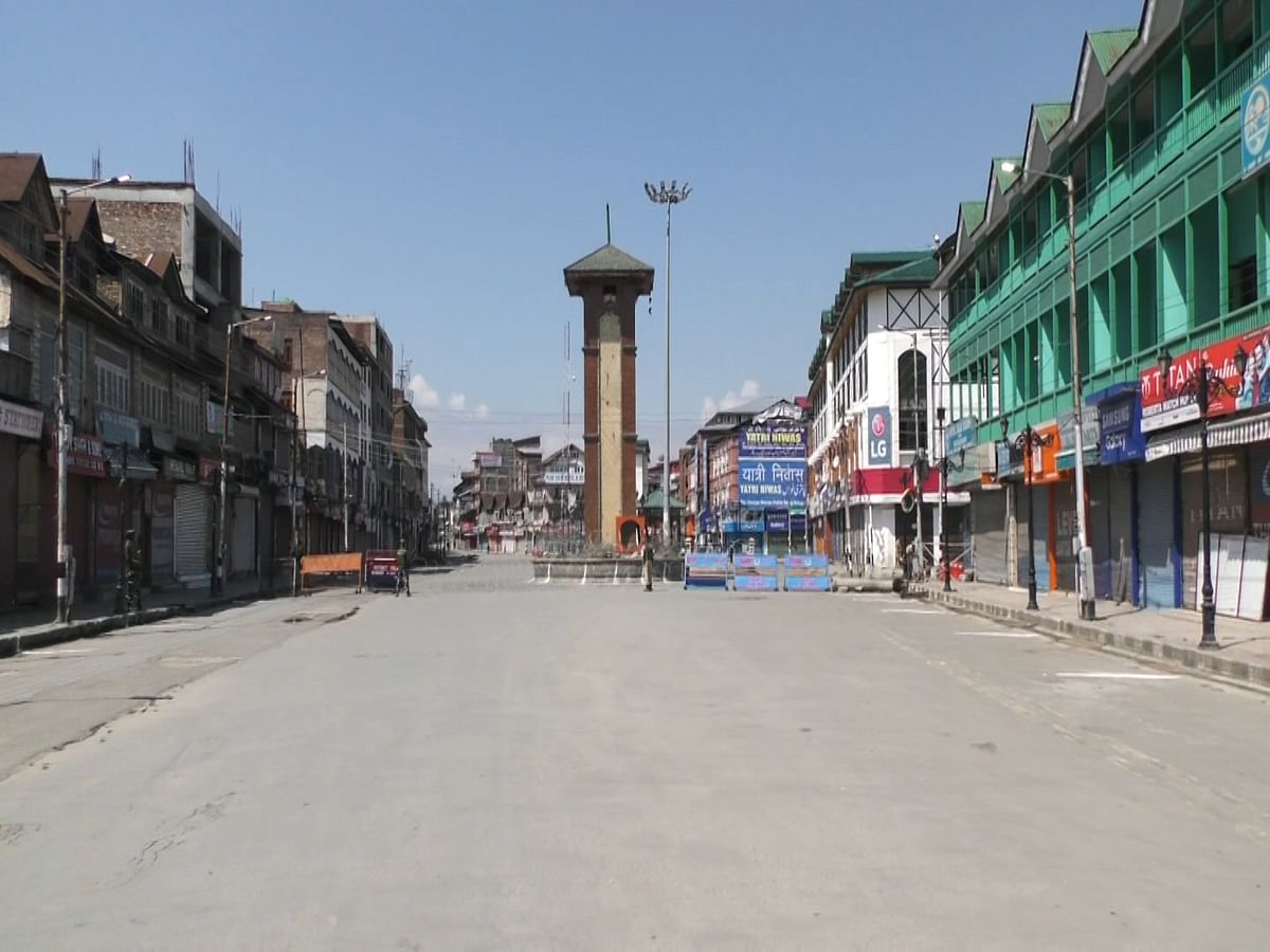 KCCI puts estimated losses to Kashmir economy at Rs 40,000 cr