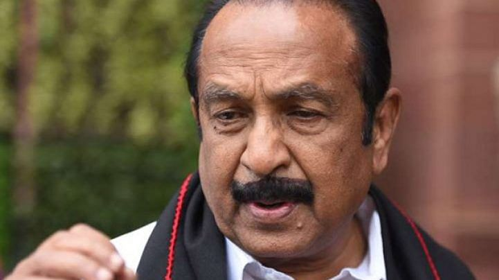 Help out newspaper industry: Vaiko urges PM
