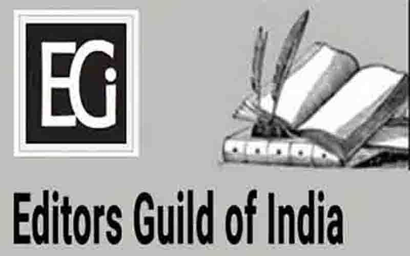 Don't label protesting farmers: Editors Guild to media houses