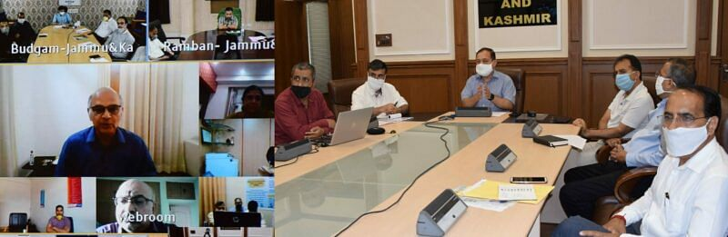 National Generic Document Registration System launched in JK