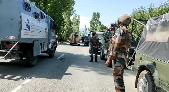 One more militant killed; Sopore gunfight toll now 3