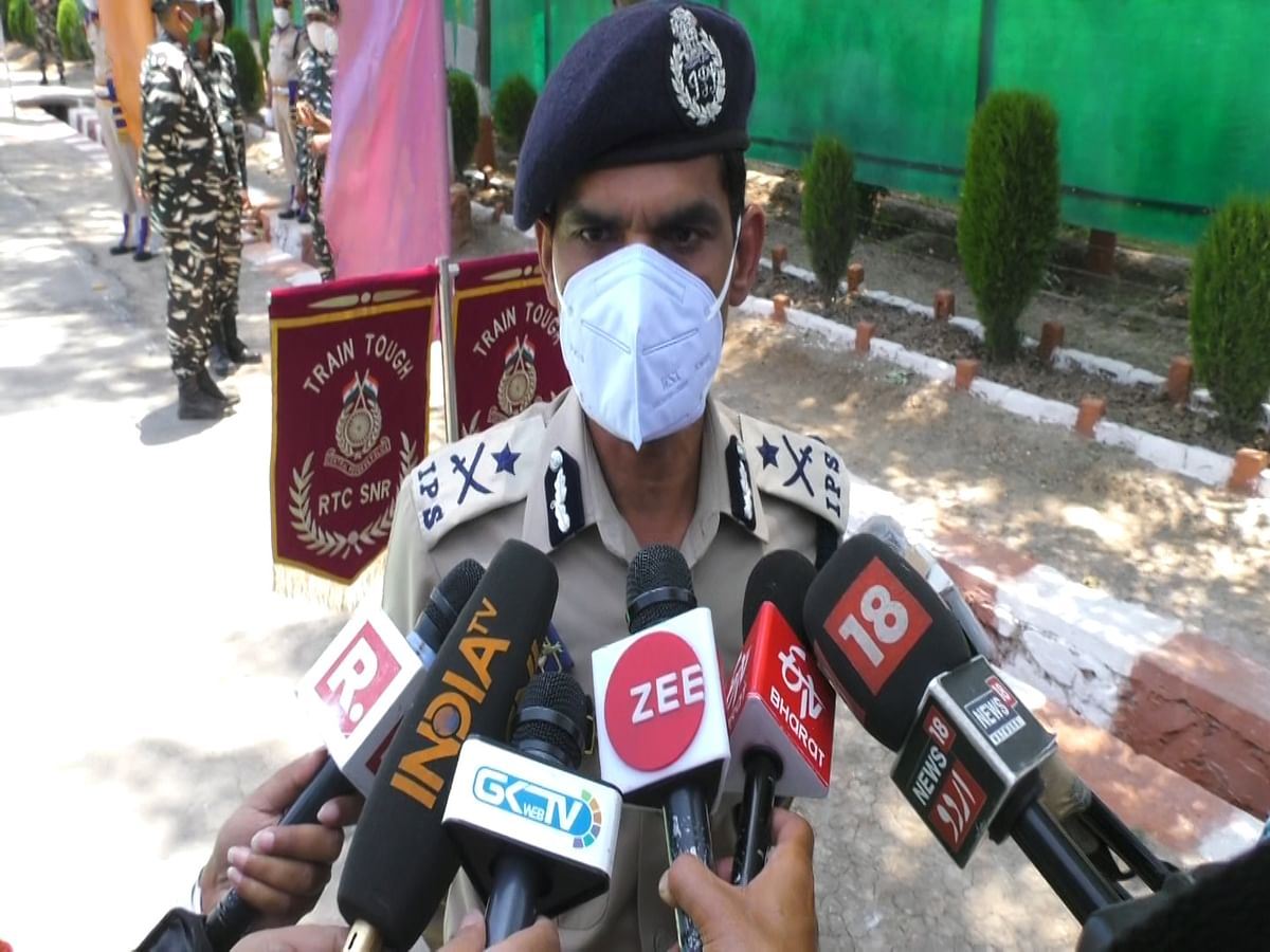 29 foreign militants active in South Kashmir: IGP