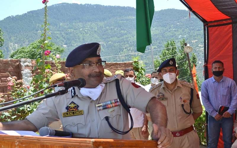 Militants trying to escalate violence in J&K: DGP