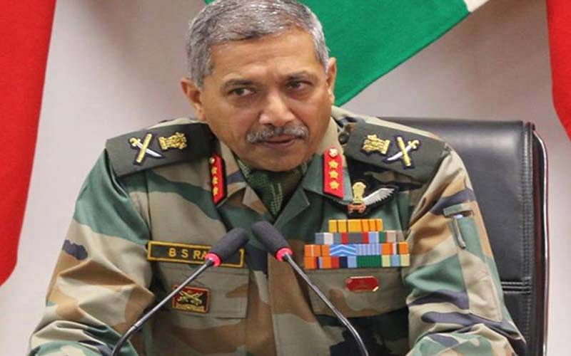 Don't want to kill militants, giving them chance to surrender: Lt Gen Raju