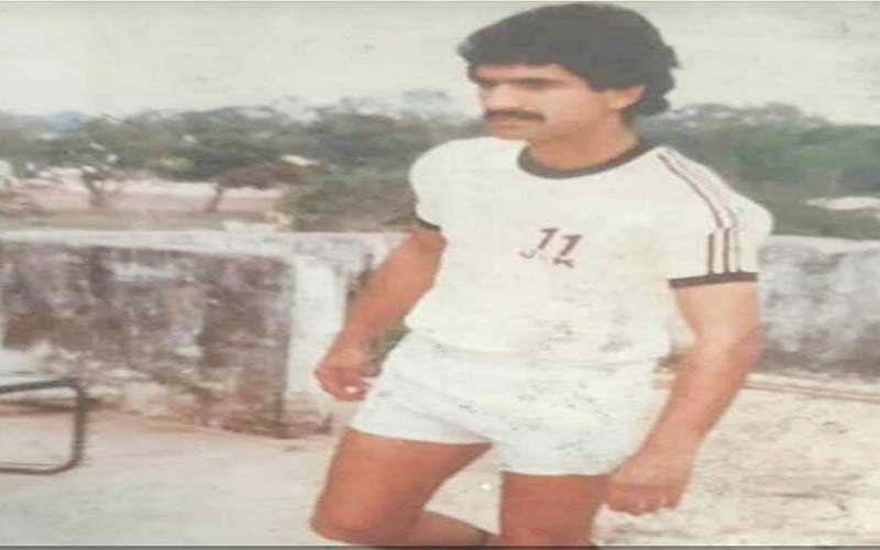Kashmir footballer passes away