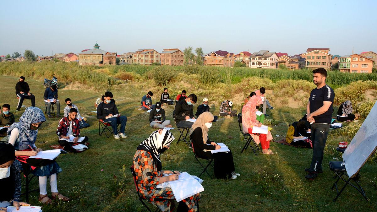 Community classes begin in Ramban