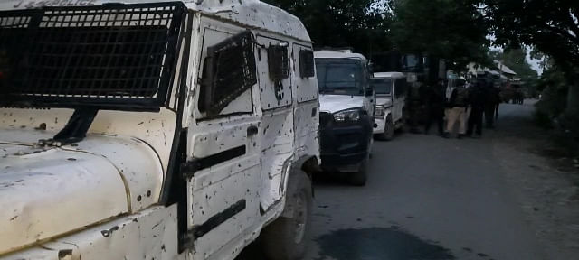 Shopian gunfight: AGuH chief trapped, operation on, say police