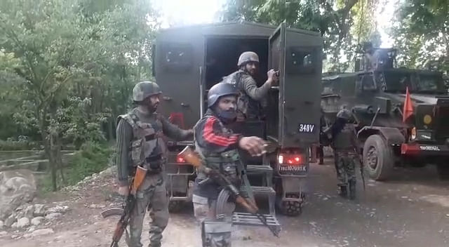 8 militants killed in 2 encounters in South Kashmir