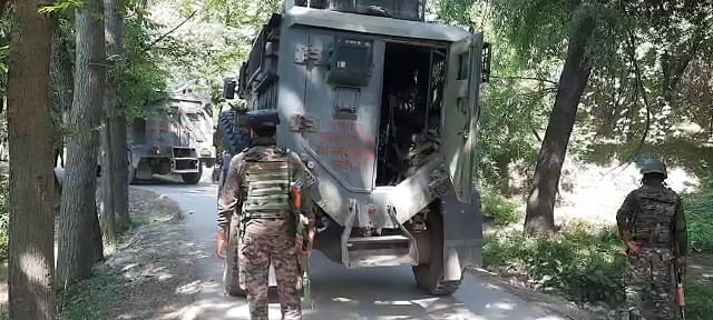 Four more militants killed on second day of Shopian gunfight, toll 5