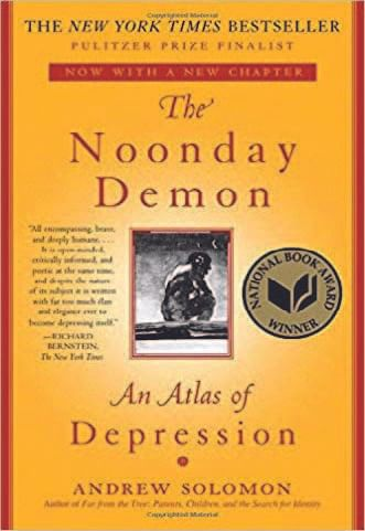 Human experience of depression