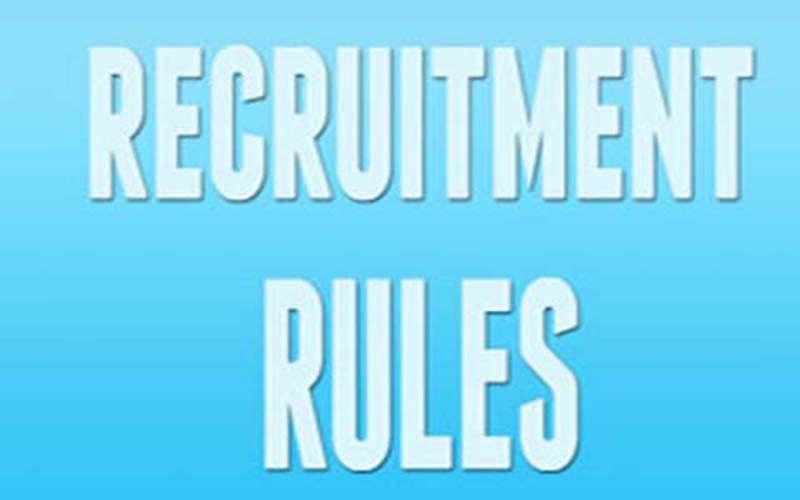 Govt changes Class-IV Recruitment Rules