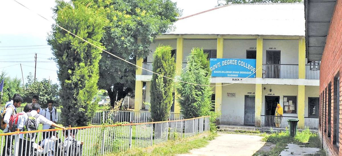 Faulty Recruitment process for academic arrangement in our college