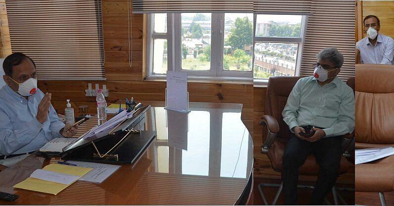 Advisor Bhatnagar for aggressive testing of co-morbid persons