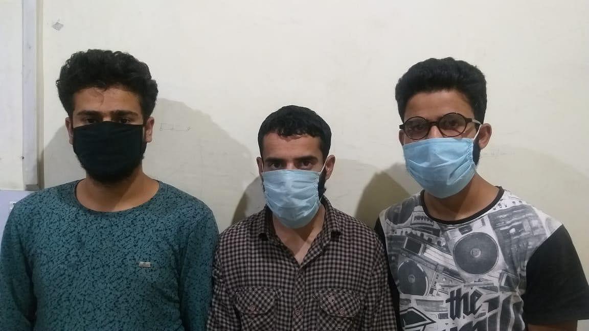 Three militant associates arrested in Bandipora: Police