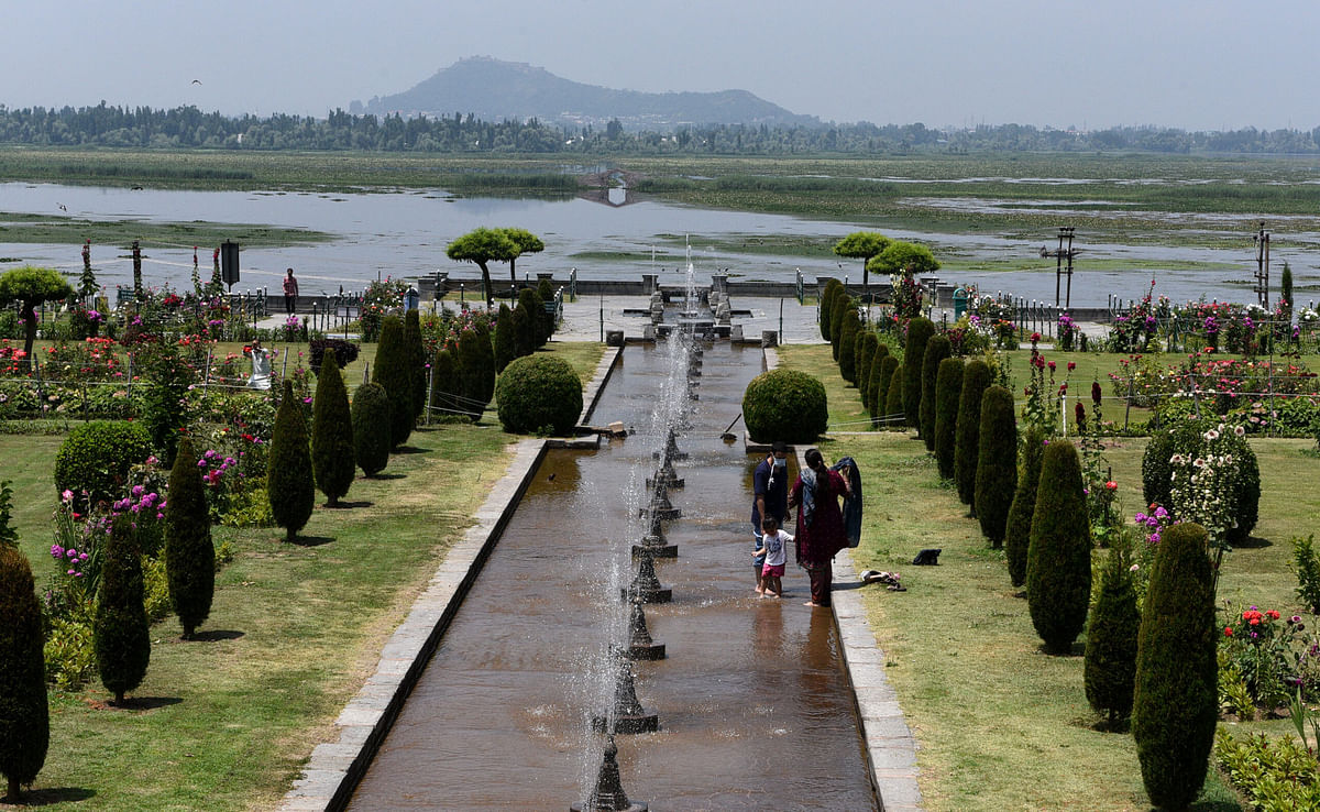 MeT forecasts mainly dry weather for next one week in J&K