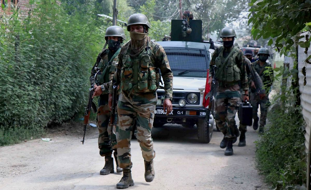 Militancy-related incidents reduce in Jammu and Kashmir since Article 370 scrapped: Govt