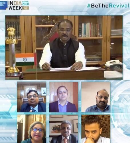 SPECIAL session organised on 'Jammu & Kashmir: Development and Business Forum' | JK participates in India Global Week 2020