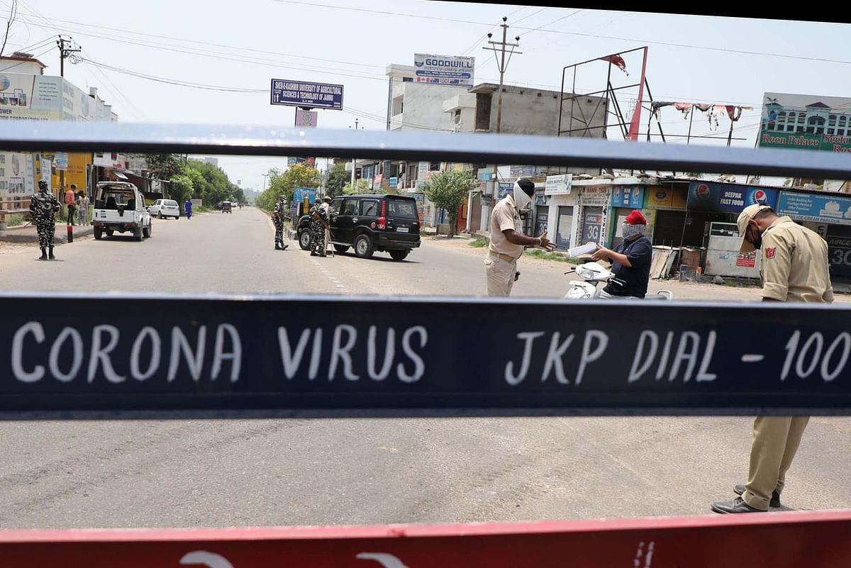 Bandipora's 5 localities declared 'micro containment zones'