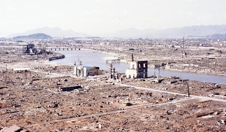 Japan court recognizes atomic bomb 'black rain' victims