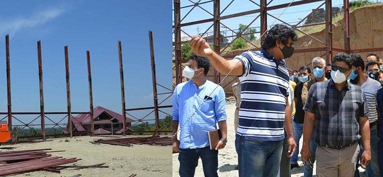 Indoor Stadium worth Rs 4 cr coming up in Budgam soon: Sarmad Hafeez