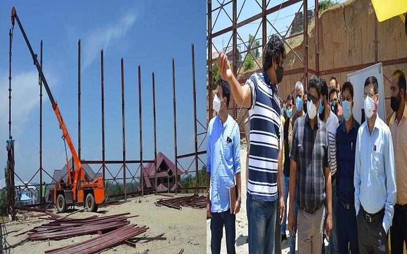 Indoor stadium coming up in Budgam: Sarmad