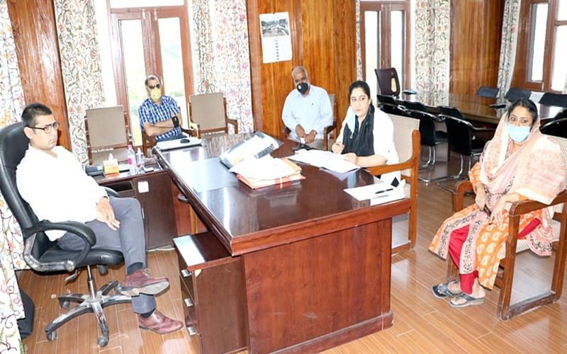 VC SDA chairs meet for automation of services