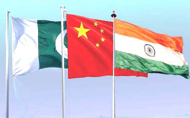 Regional dynamics and China's eagerness