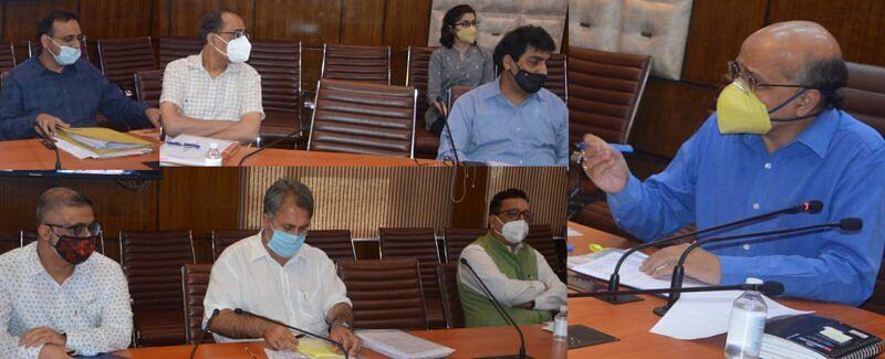 CS reviews progress under Atmanirbar Bharat Abhiyan