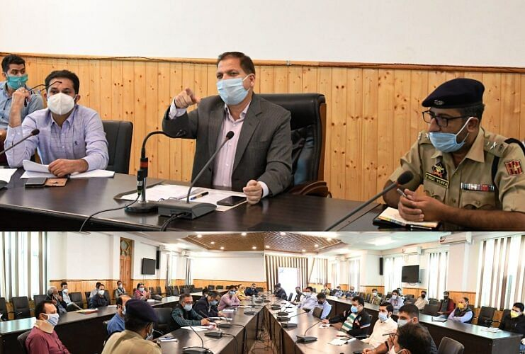 RAT campaign to continue in red zones: DC Ganderbal