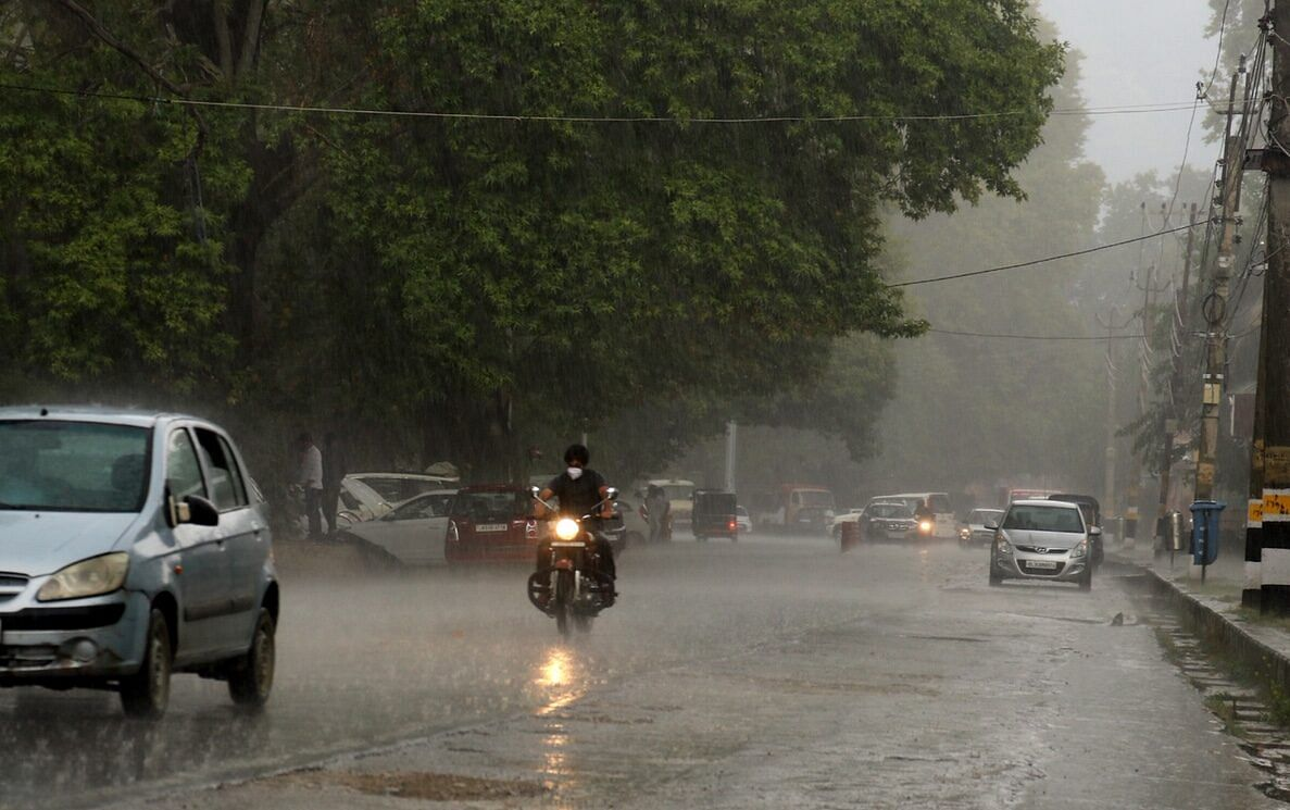J&K likely to see below normal rainfall till September