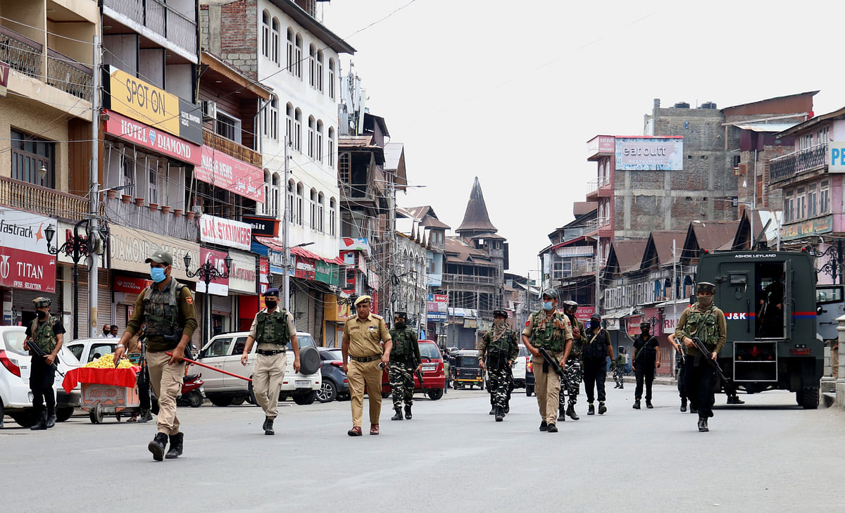 Confined to hotels and unable to campaign freely, JK poll candidates ask for level playing field