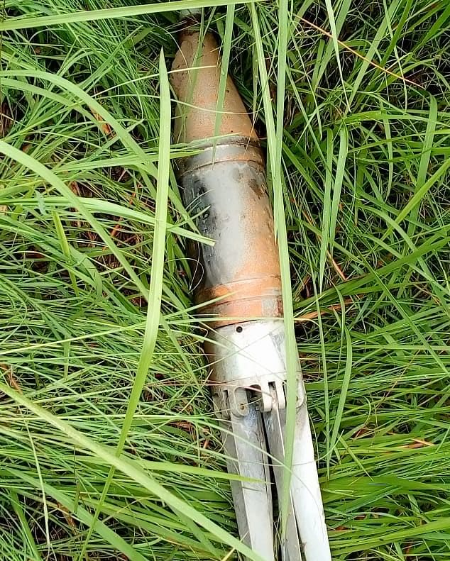 Unexploded shell destroyed in J&K's Nowshera