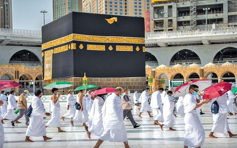 Saudi Arabia to allow entry of foreign pilgrims from Sunday